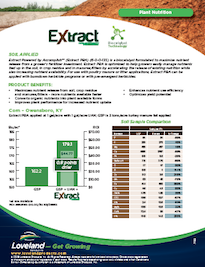 Extract Poultry Litter Study