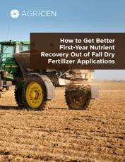 Fall Fertilizer Whitepaper