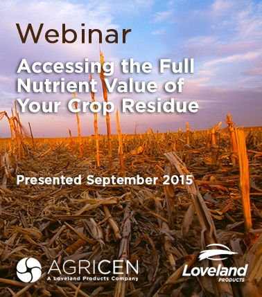 Webinar: Accessing the Full Nutrient Value of Crop Residue