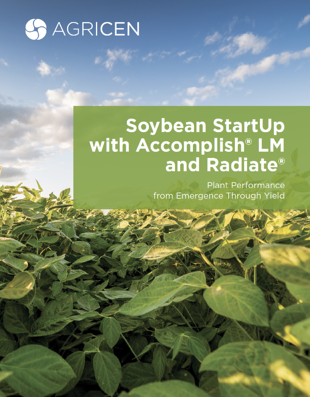 Soybean Startup Booklet Image